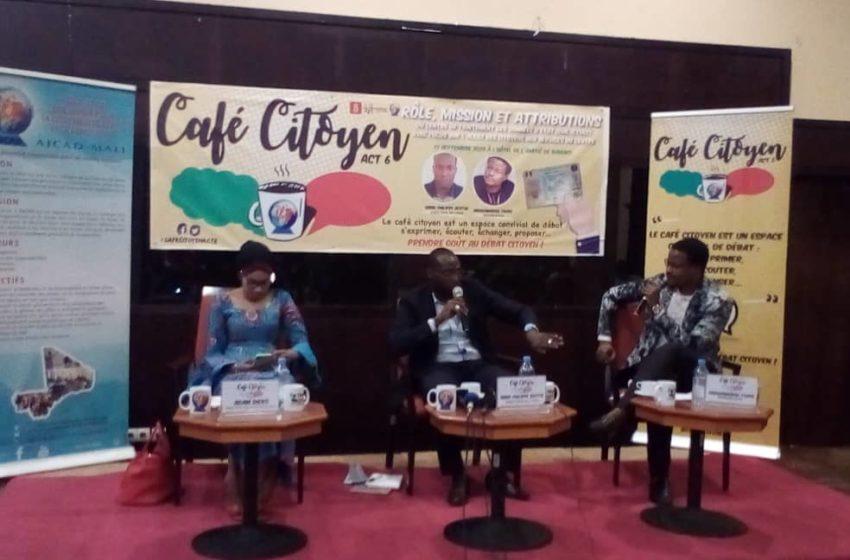 Café Citoyen : que faire en cas d'erreur sur sa carte NINA, ou de perte ?
