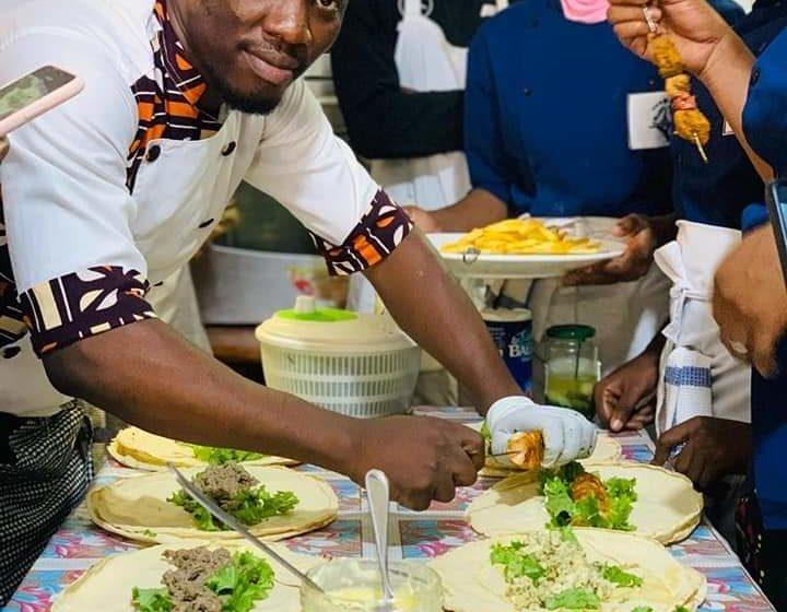 Cuisine : le témoignage d'un passionné devenu chef