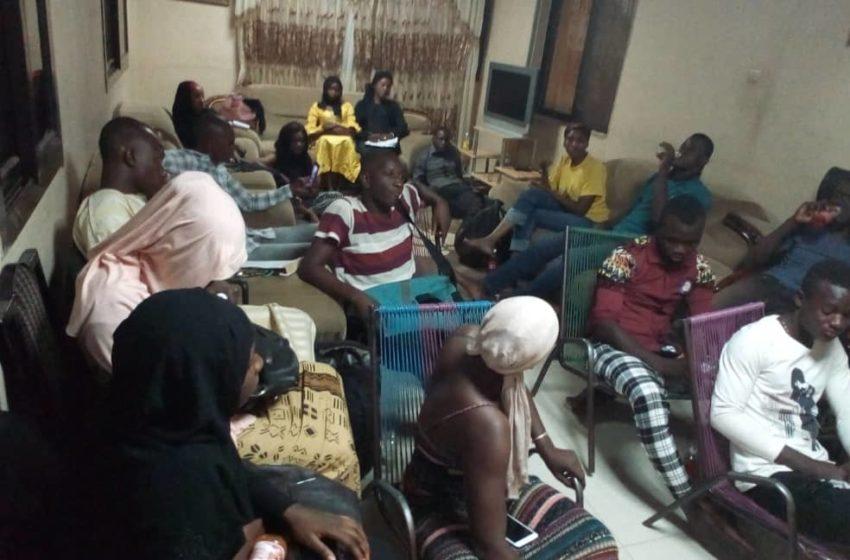 Des femmes et des jeunes de Bamako autour des résolutions 1325 et 2250 de l'ONU