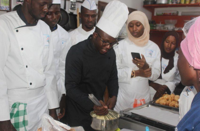La passion du chef pâtissier Jules dela Vayosse