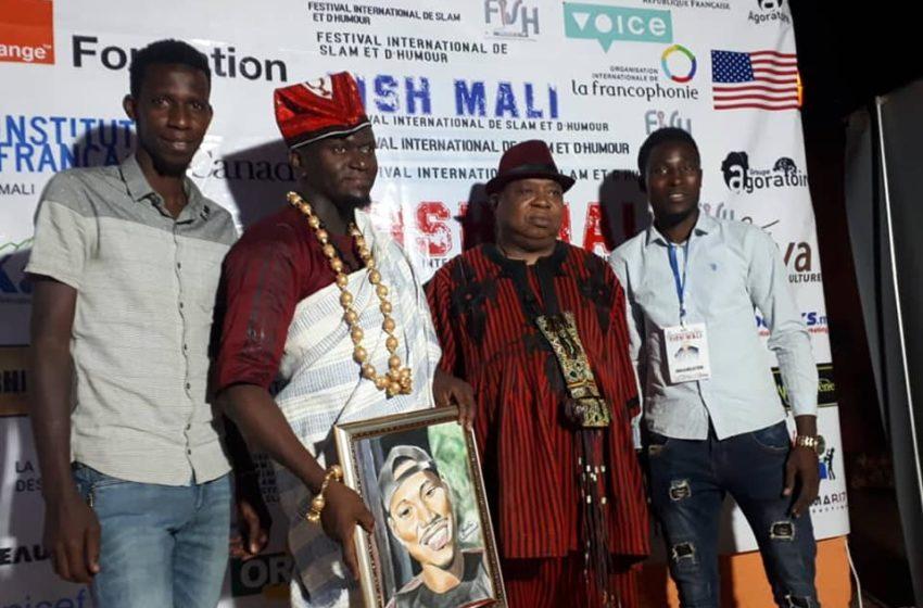 7e édition du Festival Slam et Humour pour la paix et la cohésion sociale