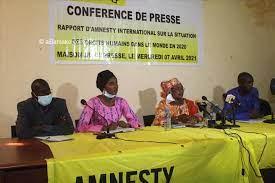 Rapport annuel 2020 de Amnesty International : constats de diminution des condamnations et d'exécutions, mais…