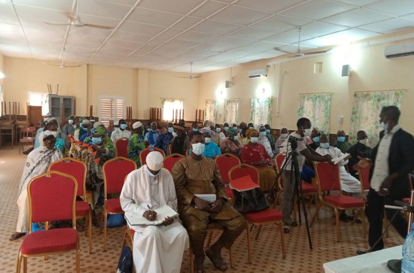Forum des clubs des auditeurs de radio Kénédougou à Sikasso : un cas d'école