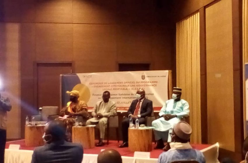 Programme CELGA : pour la participation citoyenne à une gouvernance locale