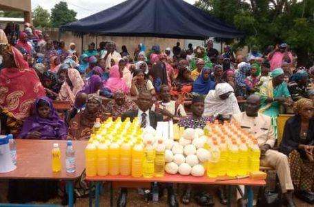 Kadiolo : 375 femmes formées à la fabrication de savon et d'eau de javel