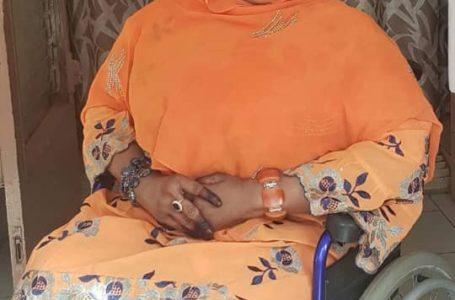 « Nous comprendre, c'est déjà nous aider », Rokia Diakité, présidente de l'association pour le renforcement des capacités des personnes handicapées (ARCAPH)